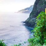 natursköna ön Madeira